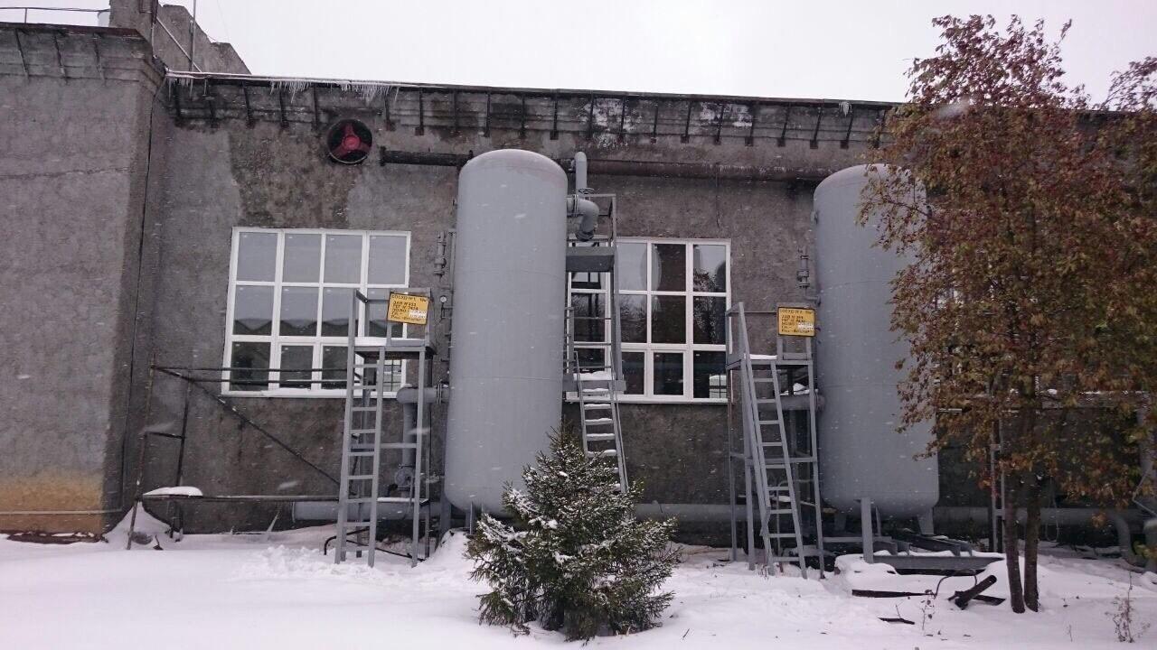 Остекление ПАО «Сиблитмаш»