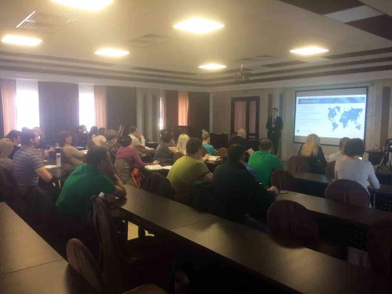 Обучающий семинар по профильным системам VEKA