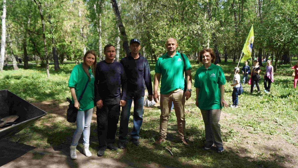 Звенящие кедры «Березовой рощи» и экологический профиль «Динала»
