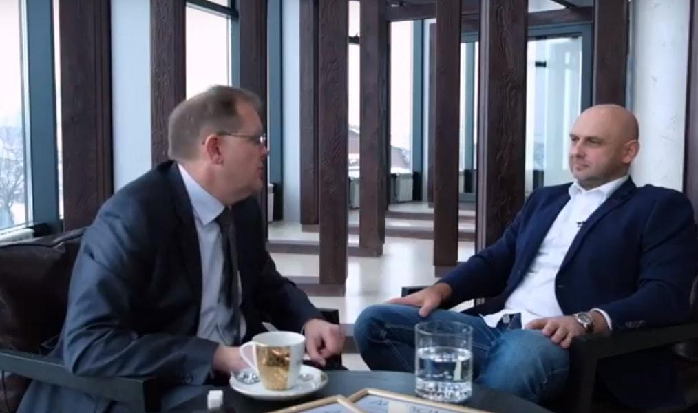 VEKA интервью с генеральным директором «Динала»