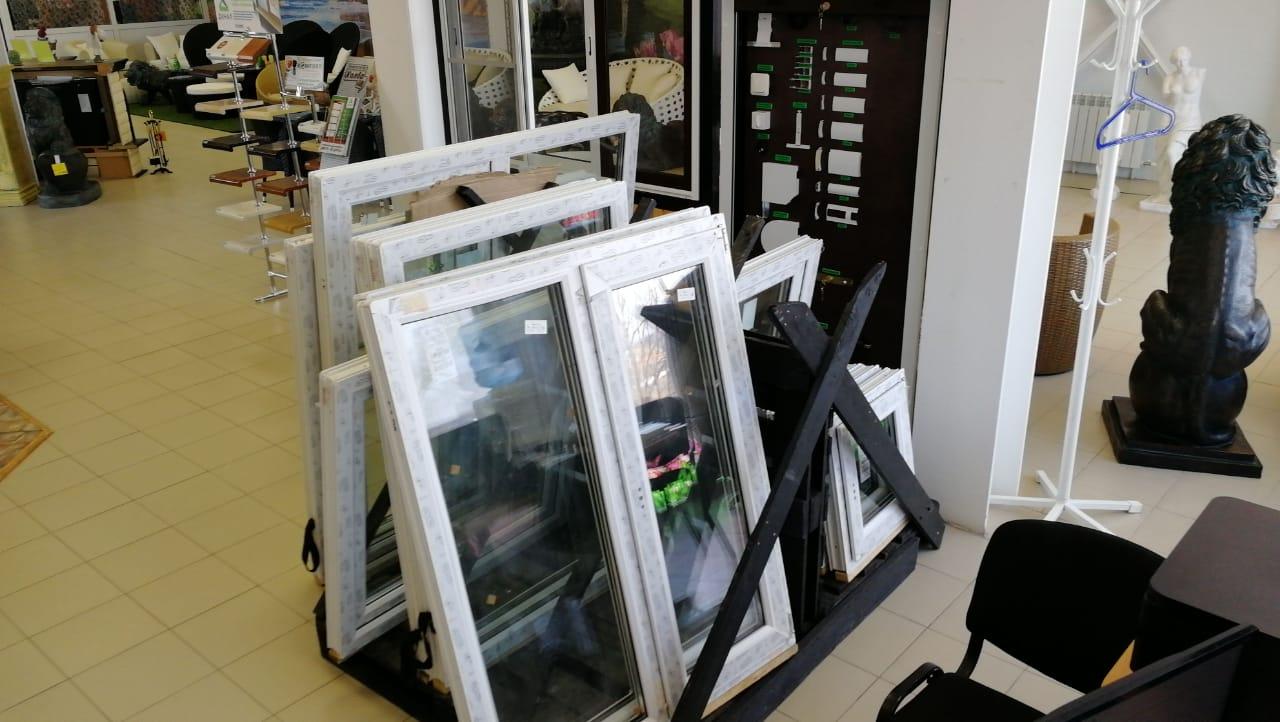 Готовые окна в офисах продаж