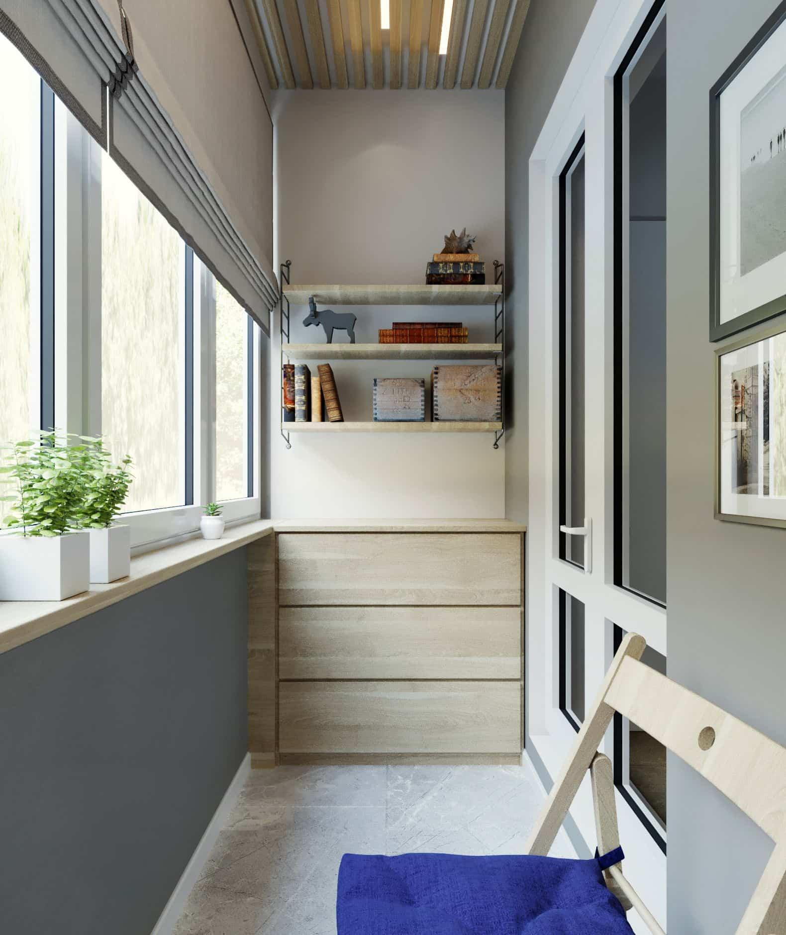 Преимущества теплого остекления балкона и лоджий